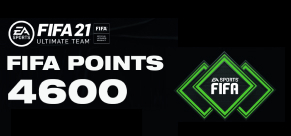 Купить НАБОР FIFA 21 ULTIMATE TEAM FIFA POINTS 4600