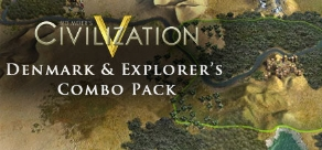 Купить Sid Meiers Civilisation V : Denmark and Explorers Combo Pack