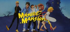 Купить Maniac Mansion