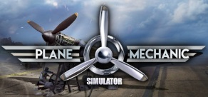 Купить Plane Mechanic Simulator