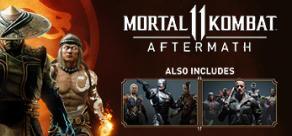 Купить Mortal Kombat 11: Aftermath + Kombat Pack Bundle