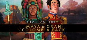 Купить Sid Meier's Civilization VI (Steam). Civilization VI - Maya & Gran Colombia Pack (Steam)