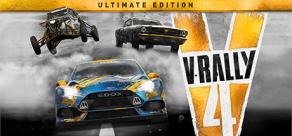 Купить V-Rally 4 - Ultimate Edition