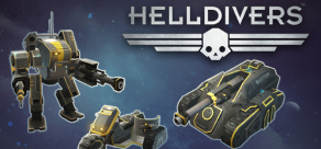 Купить HELLDIVERS™ Dive Harder Edition. HELLDIVERS™ - Vehicles Pack