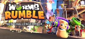 Купить Worms Rumble - New Challenger Pack