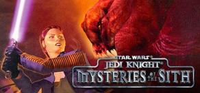 Купить Star Wars Jedi Knight: Mysteries of the Sith