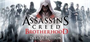 Купить Assassin's Creed: Brotherhood - Deluxe Edition