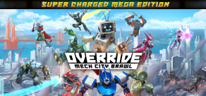 Купить Override: Mech City Brawl - Super Charged Mega Edition