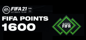 Купить НАБОР FIFA 21 ULTIMATE TEAM FIFA POINTS 1600