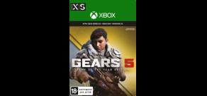 Купить Gears of War 5: Game of the Year Edition (Xbox)