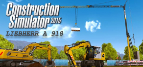 Купить Construction Simulator 2015: Liebherr A 918