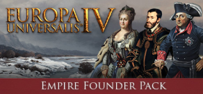 Купить Europa Universalis IV: Empire Founder Pack
