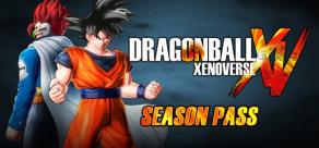 Купить DRAGON BALL XENOVERSE Season Pass