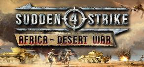 Купить Sudden Strike 4 - Africa Desert War