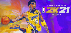 Купить NBA 2K21 Mamba Forever Edition