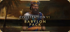 Купить Sid Meier's Civilization VI (Steam). Sid Meier's Civilization® VI - Babylon Pack (Steam)
