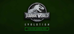 Купить Jurassic World Evolution: Herbivore Dinosaur Pack
