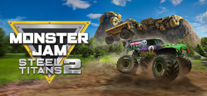 Купить Monster Jam Steel Titans 2