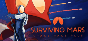 Купить Surviving Mars: Space Race Plus