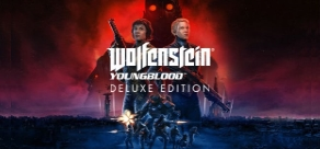Купить Wolfenstein: Youngblood Deluxe Edition