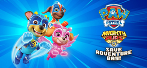 Купить PAW Patrol Mighty Pups Save Adventure Bay