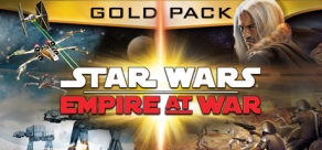 Купить Star Wars: Empire at War - Gold Pack