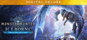 Купить MONSTER HUNTER: WORLD: Iceborne - Master Deluxe Edition