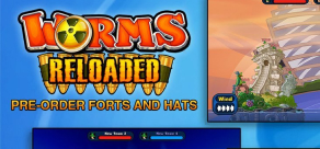 "Купить Worms Reloaded - The ""Pre-order Forts and Hats"" DLC Pack"