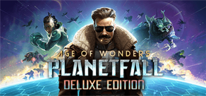 Купить Age of Wonders: Planetfall - Deluxe Edition