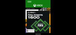 Купить FIFA 21 (Xbox). FIFA 21 ULTIMATE TEAM™ 1600 POINTS (Xbox)