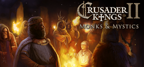 Купить Crusader Kings II: Monks & Mystics