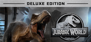 Купить Jurassic World Evolution - Deluxe Edition