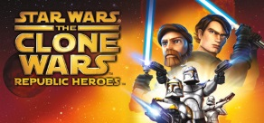 Купить Star Wars: The Clone Wars - Republic Heroes