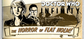 Купить Doctor Who Infinity - The Horror of Flat Holm