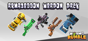 Купить Worms Rumble: Armageddon Weapon Skin Pack
