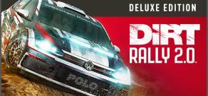 Купить DiRT Rally 2.0 - Deluxe Edition