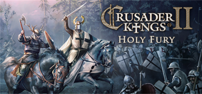 Купить Crusader Kings II: Holy Fury