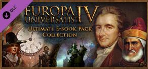 Купить Europa Universalis IV: Ultimate E-book Pack