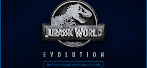 Купить Jurassic World Evolution: Raptor Squad Skin Collection