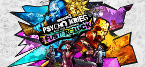Купить Borderlands 3 (Steam). Borderlands 3 - Psycho Krieg and the Fantastic FusterCluck (Steam)