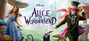 Купить Disney Alice in Wonderland