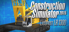 Купить Construction Simulator 2015: Liebherr LR 1300
