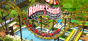 Купить RollerCoaster Tycoon 3: Complete Edition