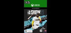 Купить MLB The Show 21 (Xbox Series X)