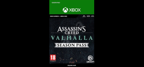 Купить Assassins Creed: Valhalla (Xbox). Assassins Creed: Valhalla - Season Pass (Xbox)