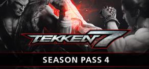 Купить TEKKEN 7 - Season Pass 4