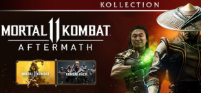 Купить Mortal Kombat 11: Aftermath Kollection