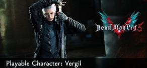 Купить Devil May Cry 5 - Playable Character: Vergil