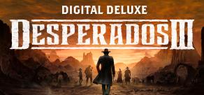 Купить Desperados III - Digital Deluxe Edition