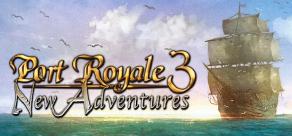 Купить Port Royale 3: New Adventures